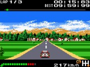 Top Gear Rally on GBC Game