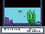Legend of the River King GB on GBC