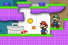 Mario And Luigi Escape 2