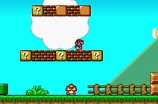 Mario Forever Flash Game