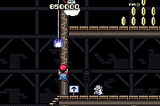 Mario Ghost House 2