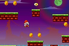 Mario Hell Adventure Game