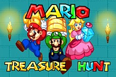 Mario Treasure Hunt