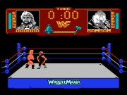 WWF Wrestlemania on nes