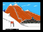 Winter Games on nes