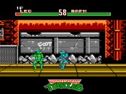 Teenage Mutant Ninja Turtles Tournament Fighters on nes