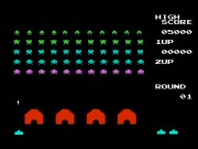 Space Invaders on nes