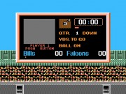 NFL Football on nes