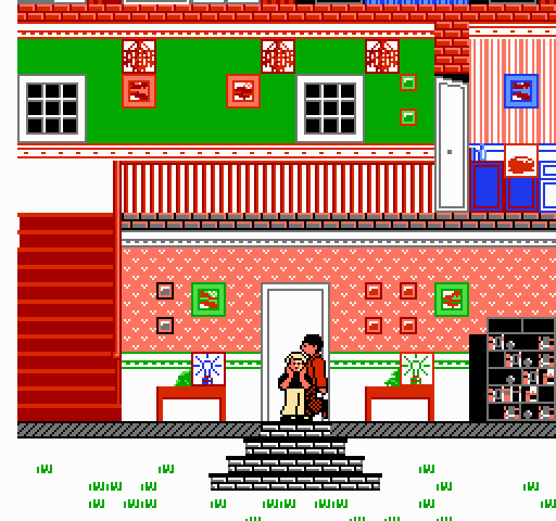 Home Alone on nes game