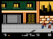 Double Dragon on nes