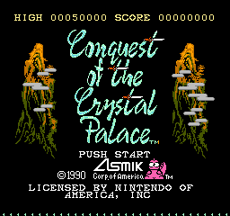 Conquest of the Crystal Palace
