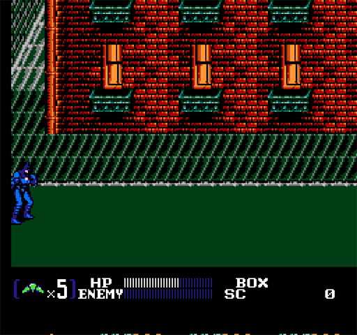 Batman Returns on nes game