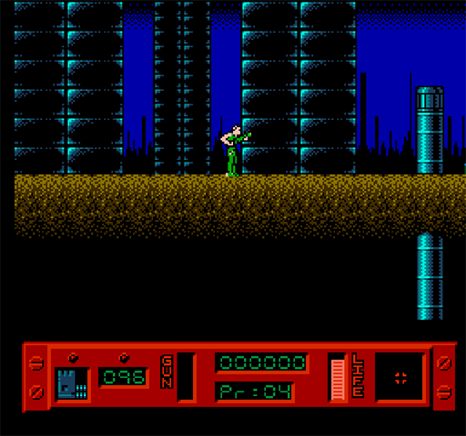 Alien 3 on nes game