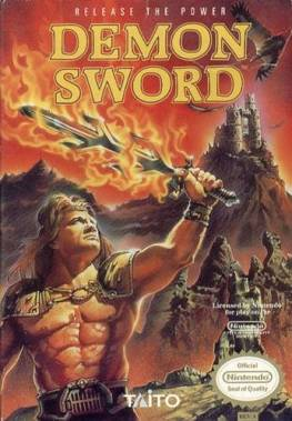 Demon Sword - Release the Power game
