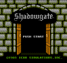 Shadowgate (Japan)
