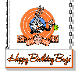 Happy Birthday Bugs (Japan)