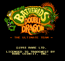 Battletoads & Double Dragon - The Ultimate Team (Europe)