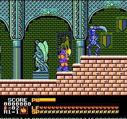Astyanax (Europe) game
