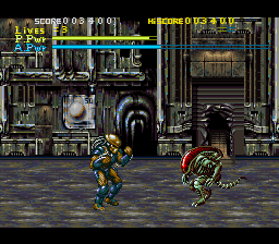 Alien VS Predator (C) game