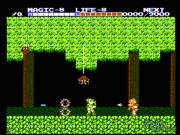 Zelda II: The Adventure of Link Game