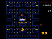 Pac Man on NES