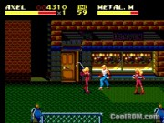 Streets of Rage II Game