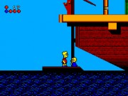The Simpsons - Bart vs. The World Game
