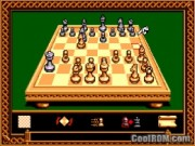 Sega Chess Game