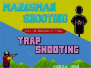 Marksman Shooting & Trap Shooting Game