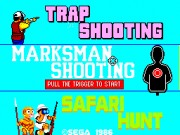 Marksman Shooting & Trap Shooting & Safari Hunt Game