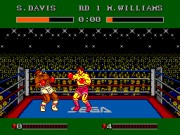 James 'Buster' Douglas Knockout Boxing Game