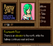 Phantasy Star II – Shilka's Adventure (english translation)