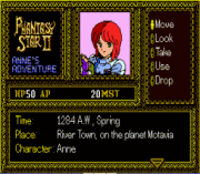 Phantasy Star II – Anne's Adventure (english translation)