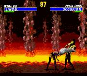 Jogo Ultimate Mortal Kombat 3 – Sega Genesis (Mega Drive) Game Online Gratis