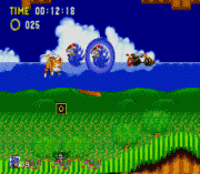 Sonic 2 Adventure Edition (v2.0) Game