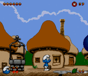 The Smurfs Game