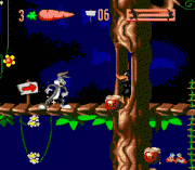 Bugs Bunny in Double Trouble Game