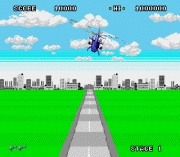 Super Thunder Blade (Launch Cart)
