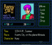 Phantasy Star II – Huey's Adventure (english translation)