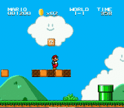 Super Mario Bros II 1998 (hack)