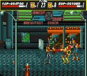 Streets of Rage – Sega Genesis (Mega Drive) Game