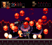 Contra – Hard Corps (Hit Points Restoration)