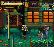 Streets of Rage 2 – Sketch Turner
