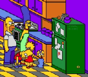Simpsons – Bart's Nightmare