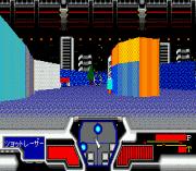 Star Cruiser – Sega Genesis (Mega Drive)