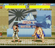 Street Fighter II Turbo (beta) – Sega Genesis (Mega Drive)