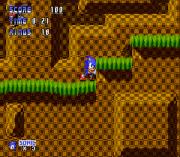 Sonic 1 – Code Gray – Sega Genesis (Mega Drive)