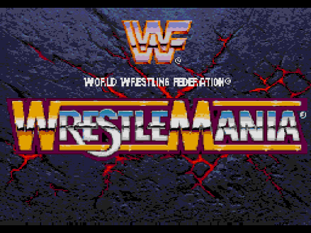 WWF WrestleMania - The Arcade Game (Alpha)
