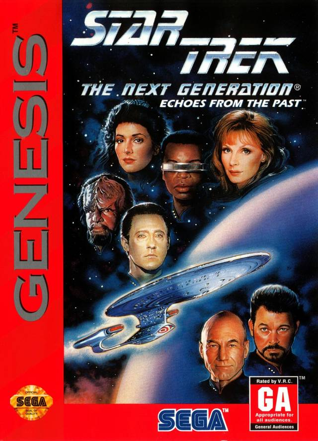 Star Trek - The Next Generation - Echoes from the Past