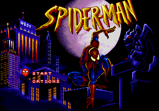 Spider-Man (Acclaim) (Beta) (Earlier)